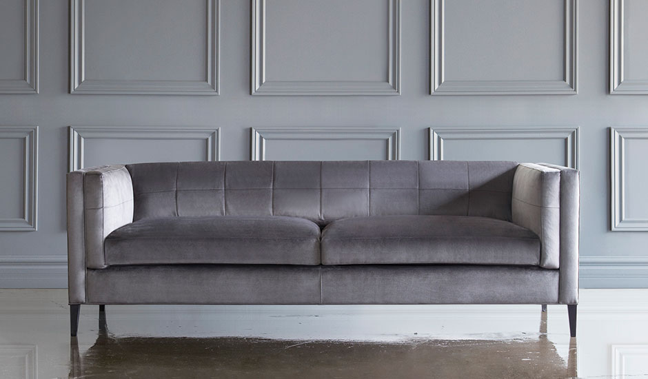Barrymore Sofa Grey Coulters Furniture