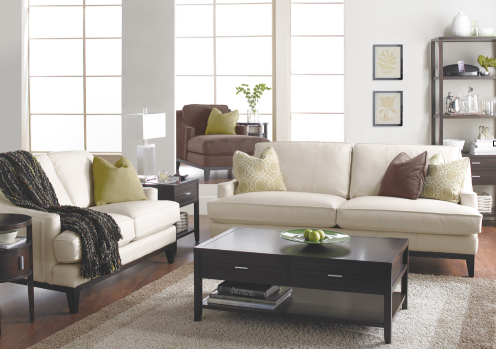 Coulter's Furniture Decor-Rest Couch Triumph in Manufacturing
