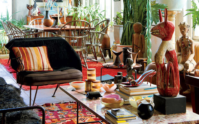 Coulters Living Cluttered Living Room Decor