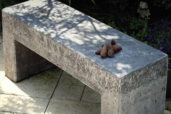 Cement Couch