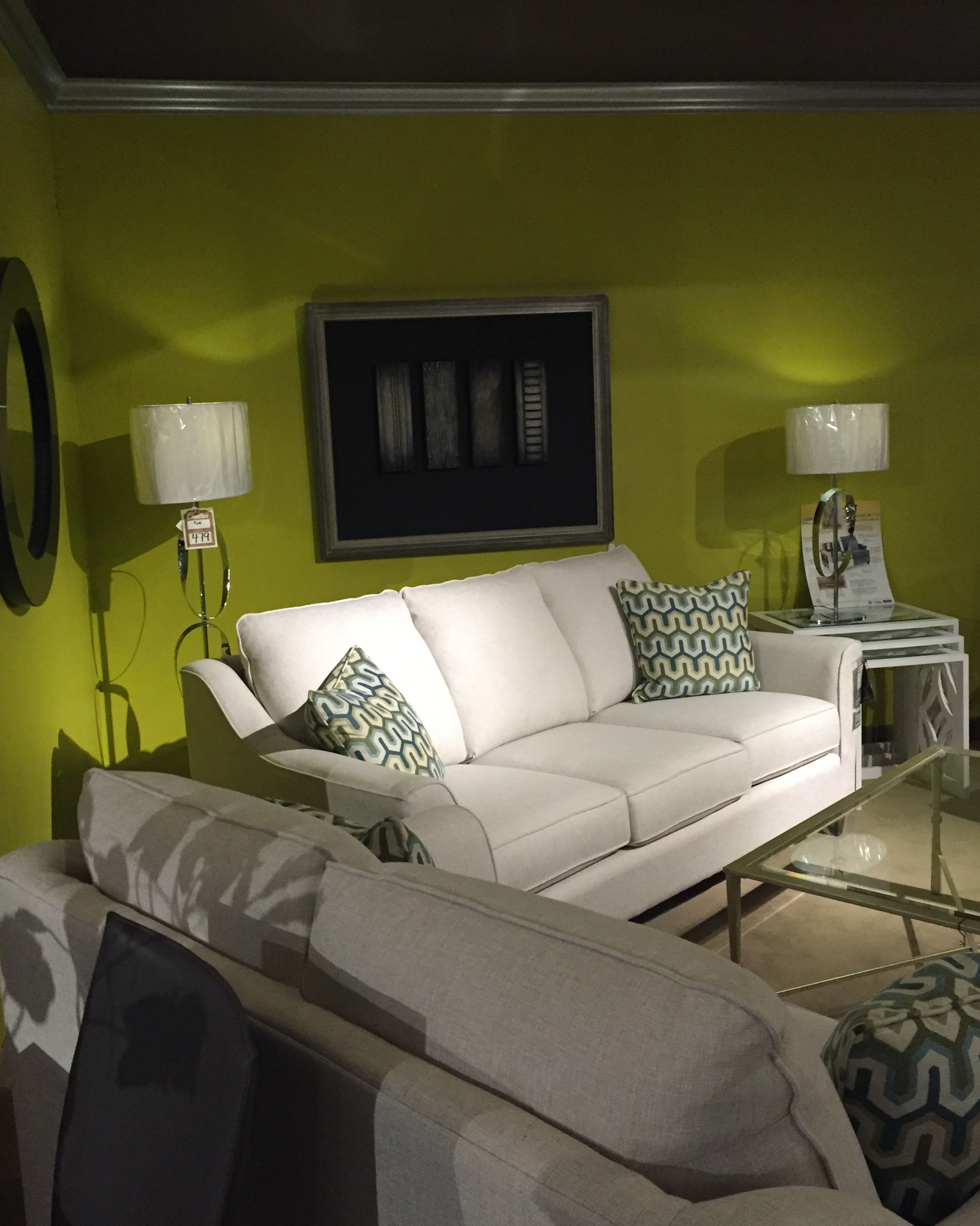 8 Great Ways To Add Color To Your Living Room