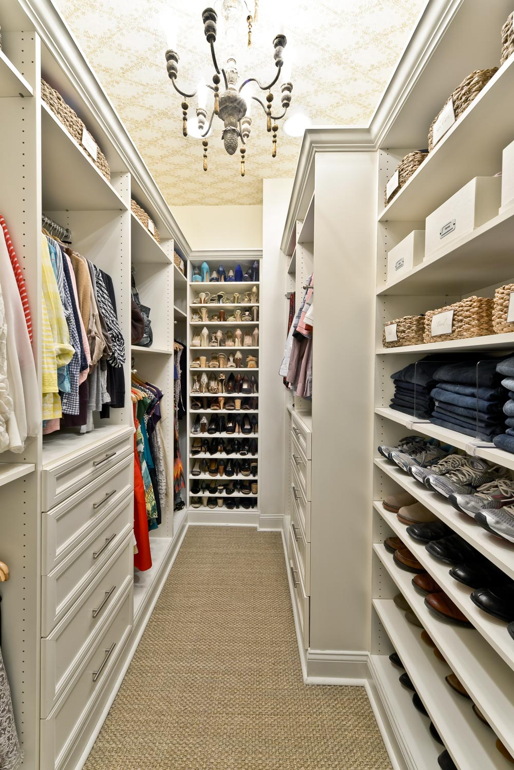 Dreamscape The Common Closet Revisited Coulter S Living