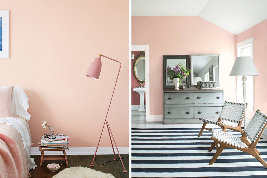 Color Trends 2018 Pleasant Pink