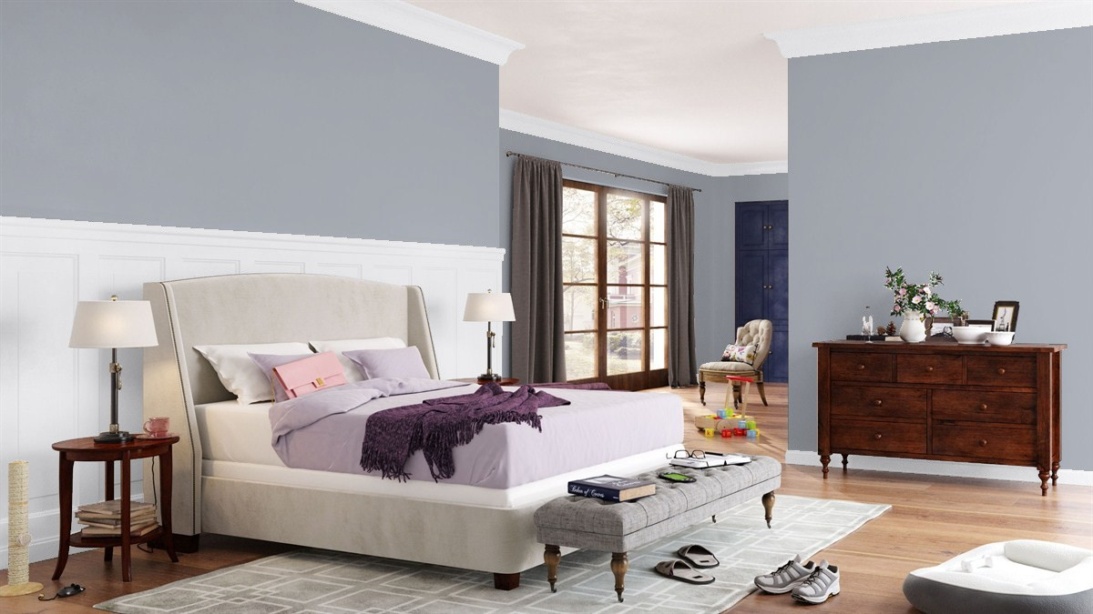 Intimacy And Excitement Benjamin Moore Color Trends 2018