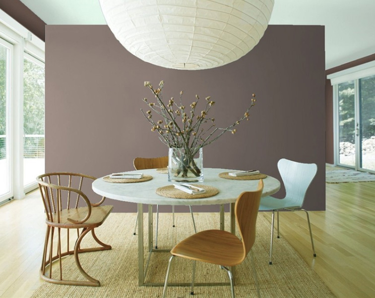 Intimacy and excitement benjamin moore color trends 2018 for Benjamin moore smoked oyster paint color