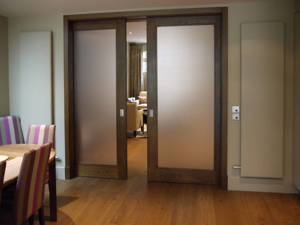 Modern Interior French Doors