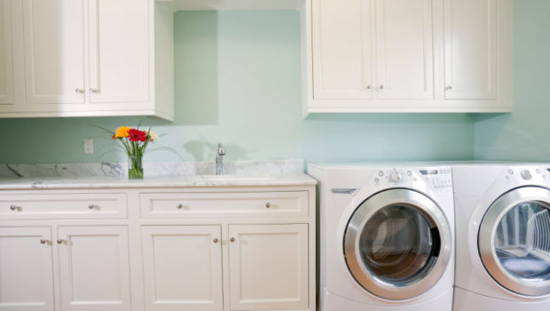Laundry Room Placement Home