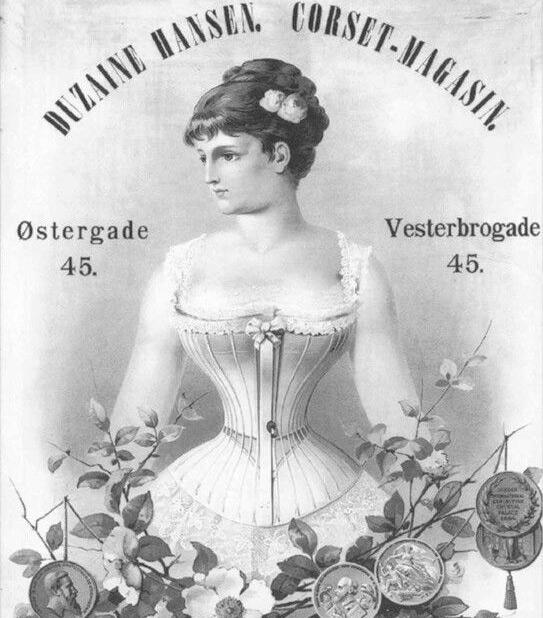 Corset Vintage Image