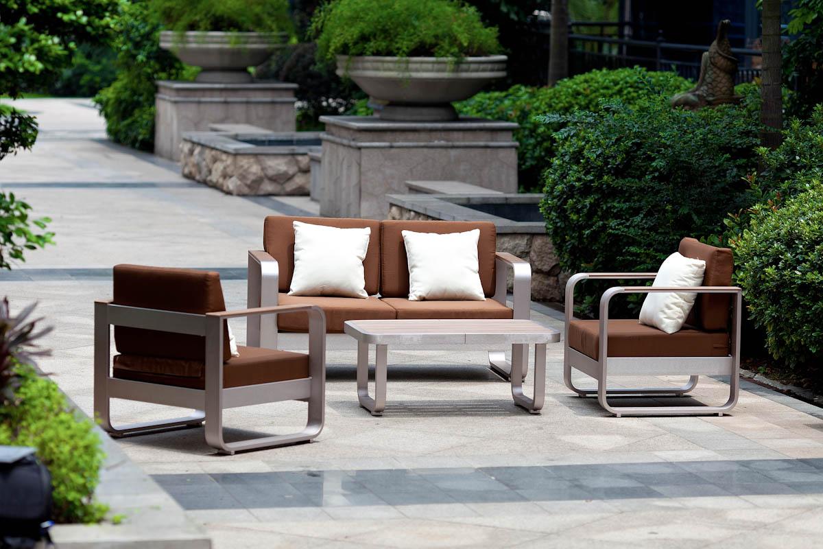 garden furniture aluminium