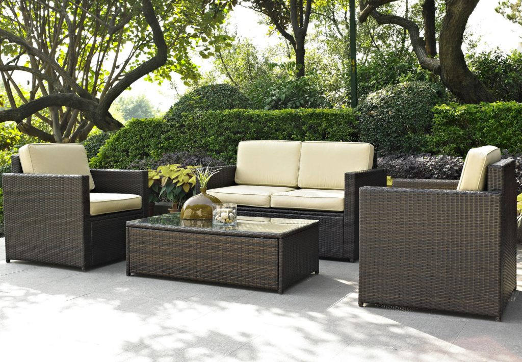 Wicker Patio Furniture Outdoors
