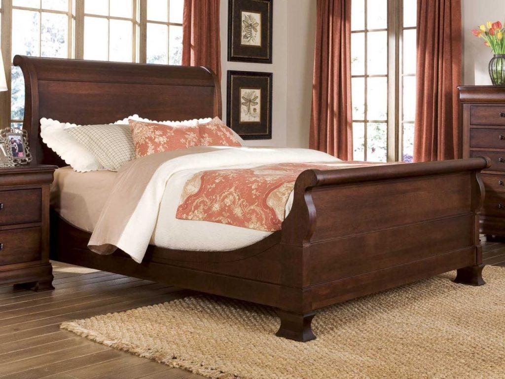 Durham Furniture Vineyard Creek Bed