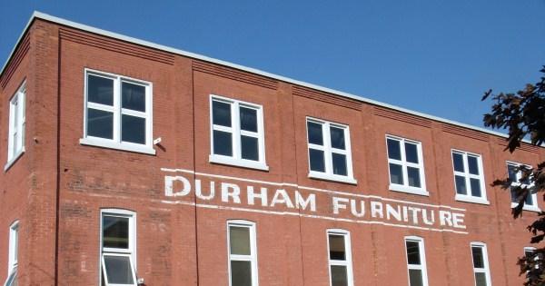 Durham Furniture Century Old Factory