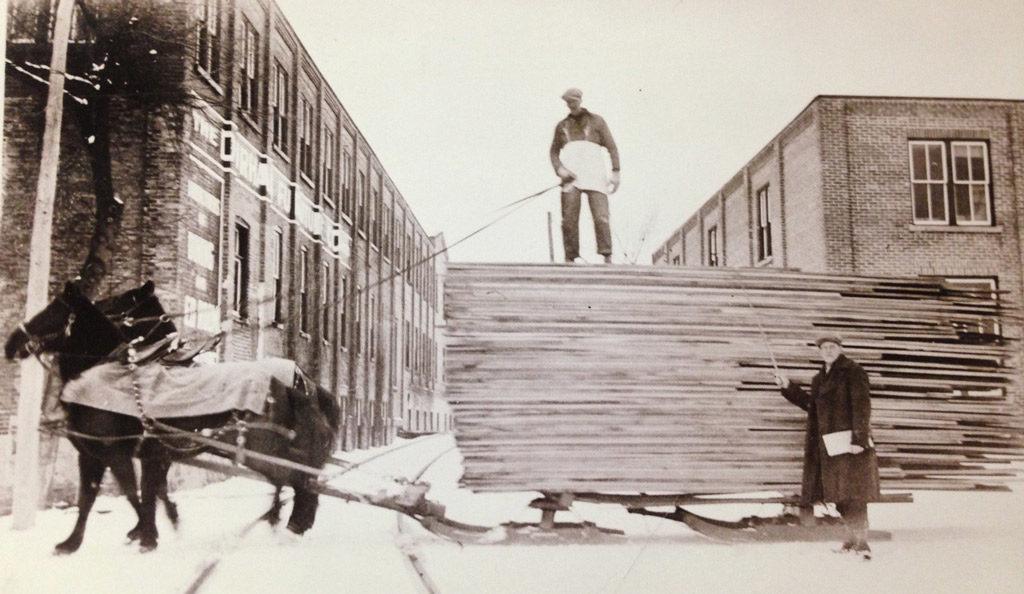 Durham Furniture History Canada