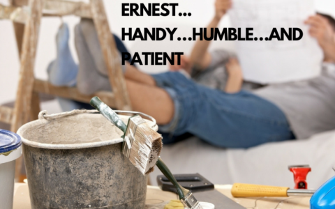 Coulters Living - The Importance of Being Ernest…Handy…Humble…and Patient