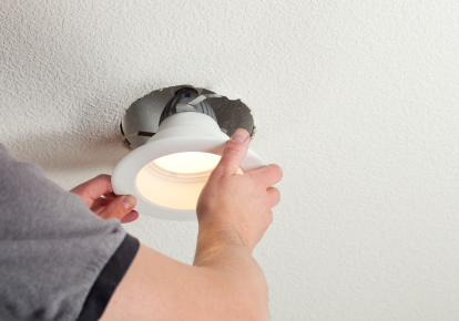 Why Pot Lights are the scourge of interior design