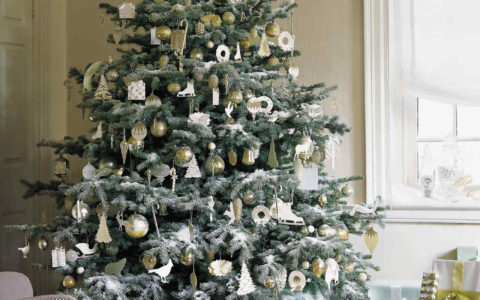 Coulter's Living How to Decorate The Perfect Christmas Tree