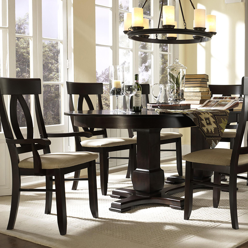Canadel Furniture Dining Table Coulters Windsor Home