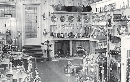 first-coulters-showroom-1955