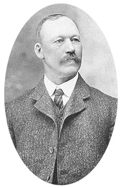 James Coulter Circa 1880