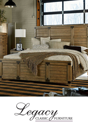 Legacy Classic Furniture Coulters
