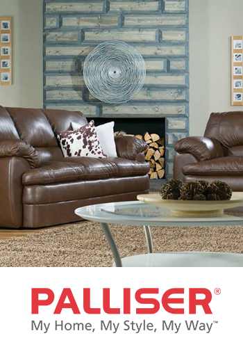 Palliser Furniture Upholstery Coulters