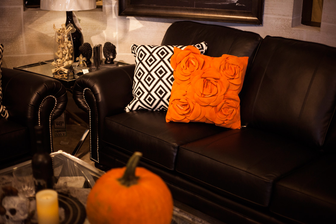 2016 Halloween Home Ideas Decorations Coulters Furniture Accent Pillows 1 15 Easy Halloween Decoration Ideas For Your Home