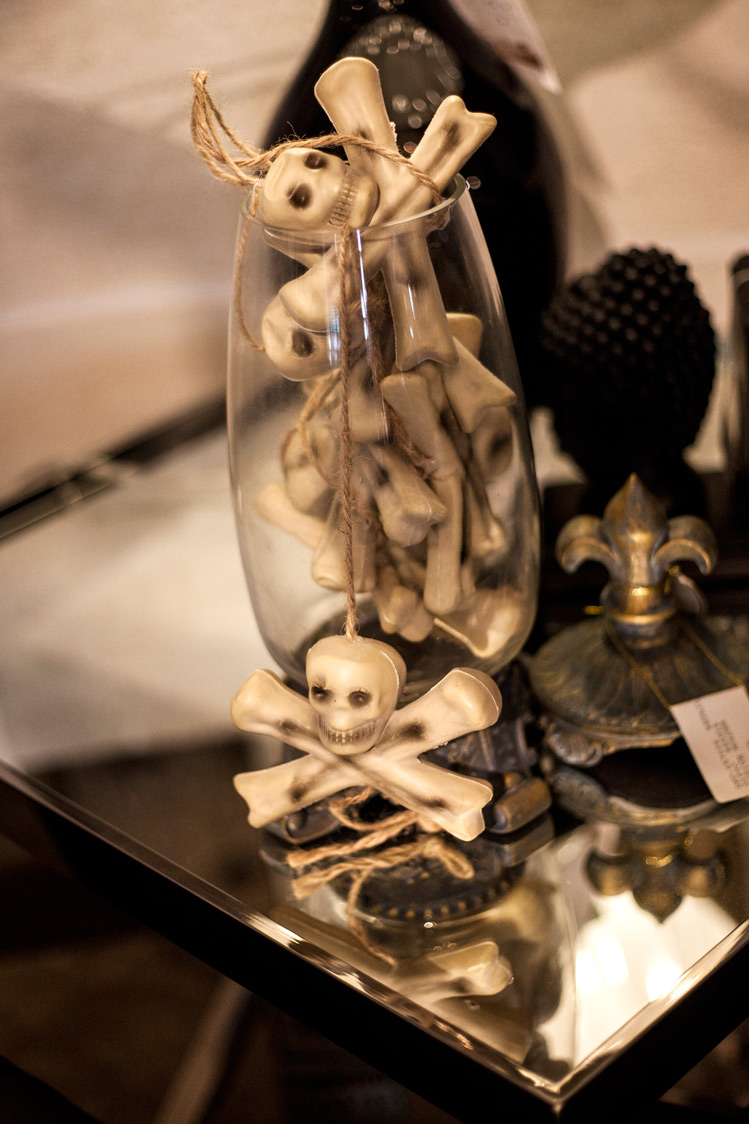 2016 Halloween Home Ideas Decorations Coulters Furniture Bone Jar 3 15 Easy Halloween Decoration Ideas For Your Home