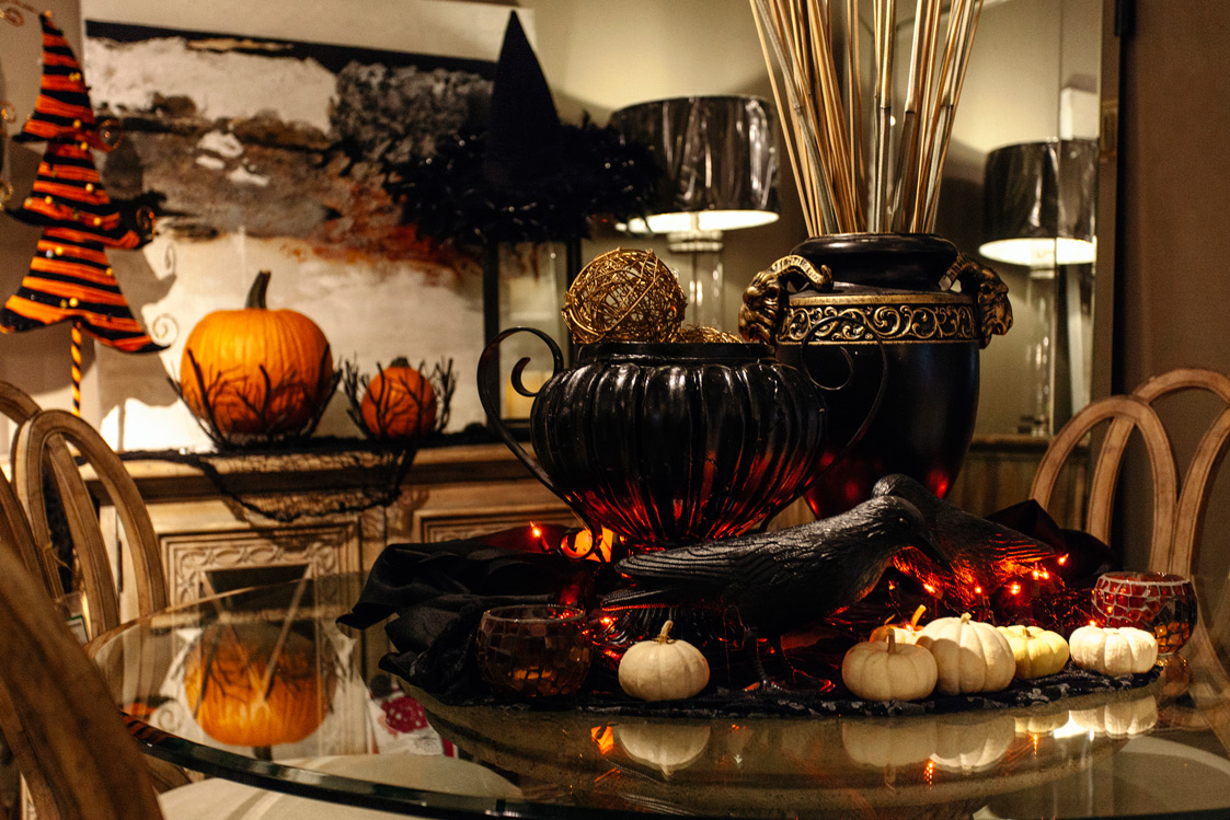 2016 Halloween Home Ideas Decorations Coulters Furniture Crows 15 Easy Halloween Decoration Ideas For Your Home