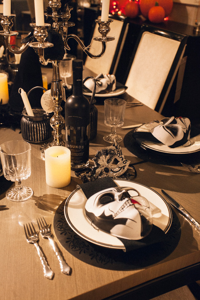 2016 Halloween Home Ideas Decorations Coulters Furniture Dining Table Skulls 1 15 Easy Halloween Decoration Ideas For Your Home