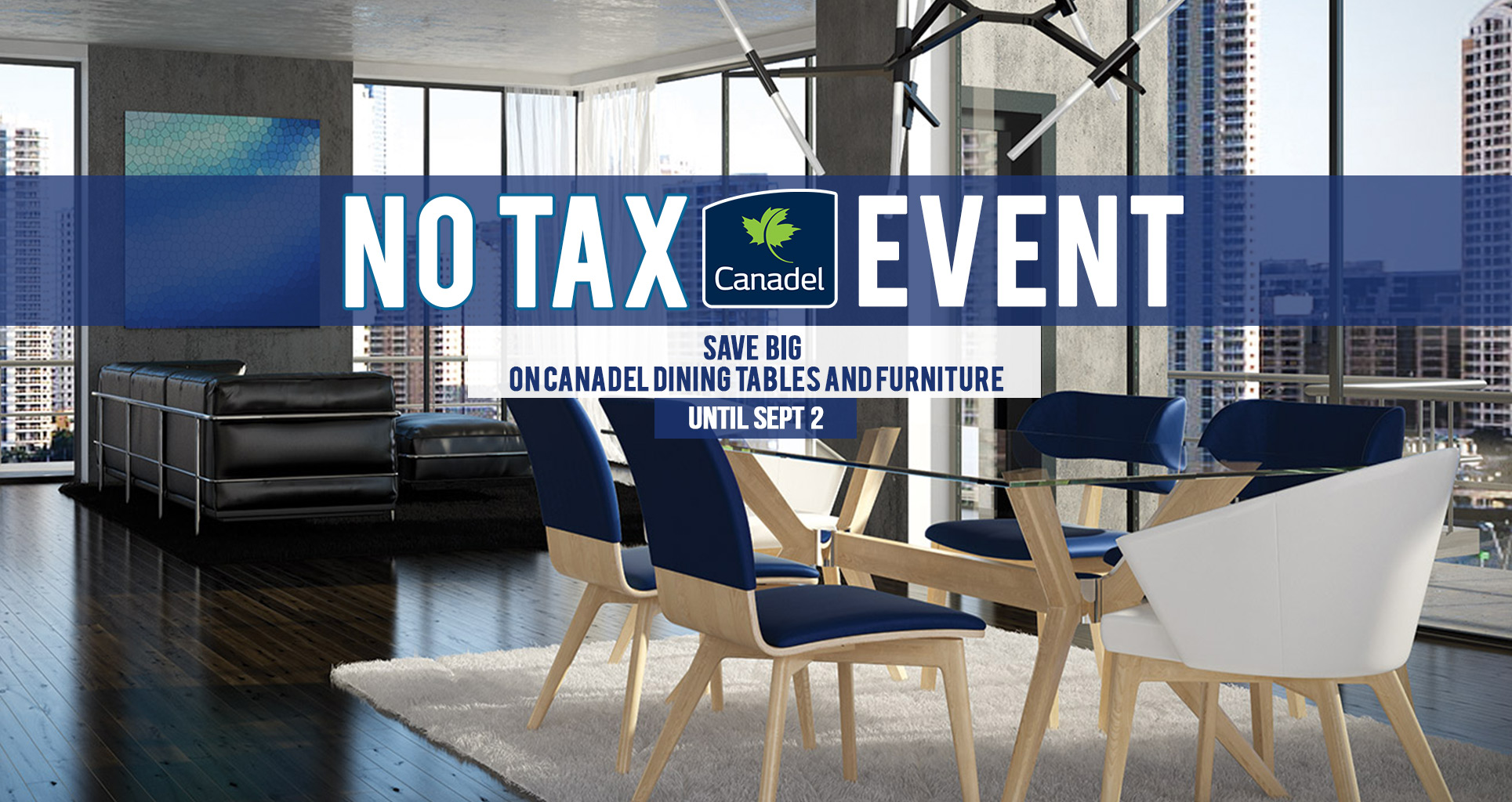 Canadel_NoTax_CoultersFurniture_Sale_August