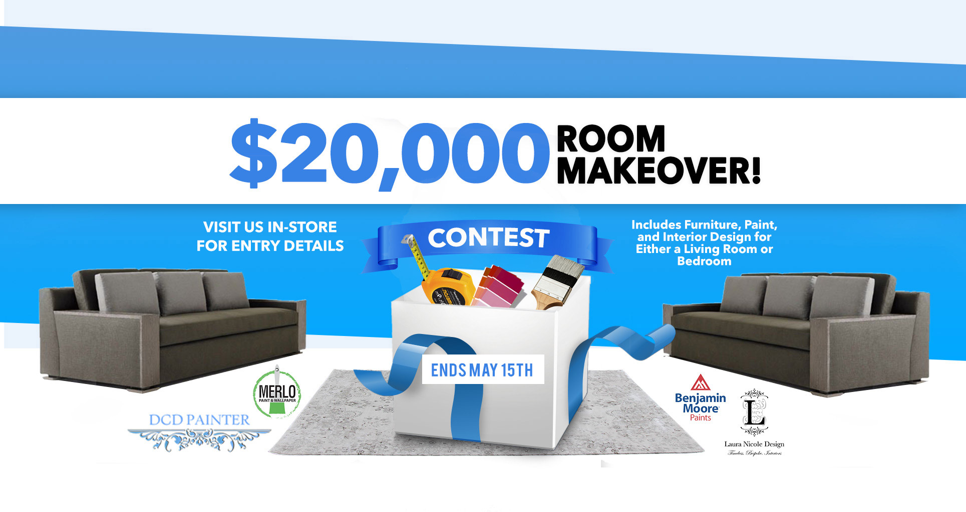 Coulters Room Contest Windsor Furniture April 2018 3 Home