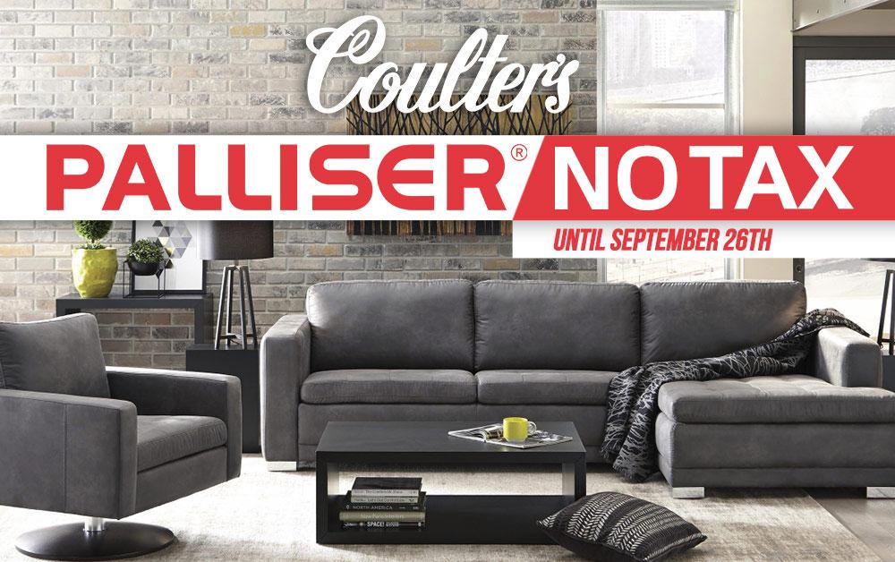 Palliser sectional sofa sale coulters windsor 1 Sales