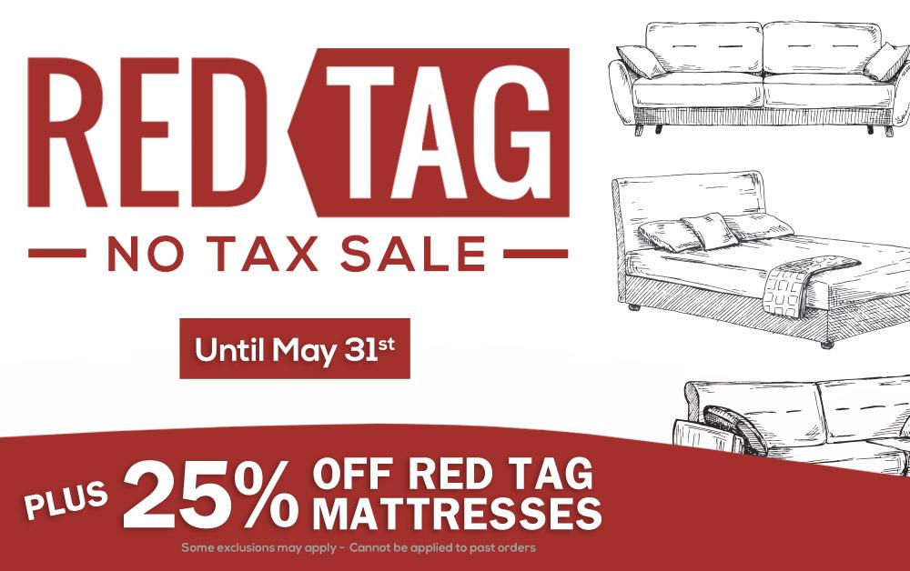 Red tag sale web Sales