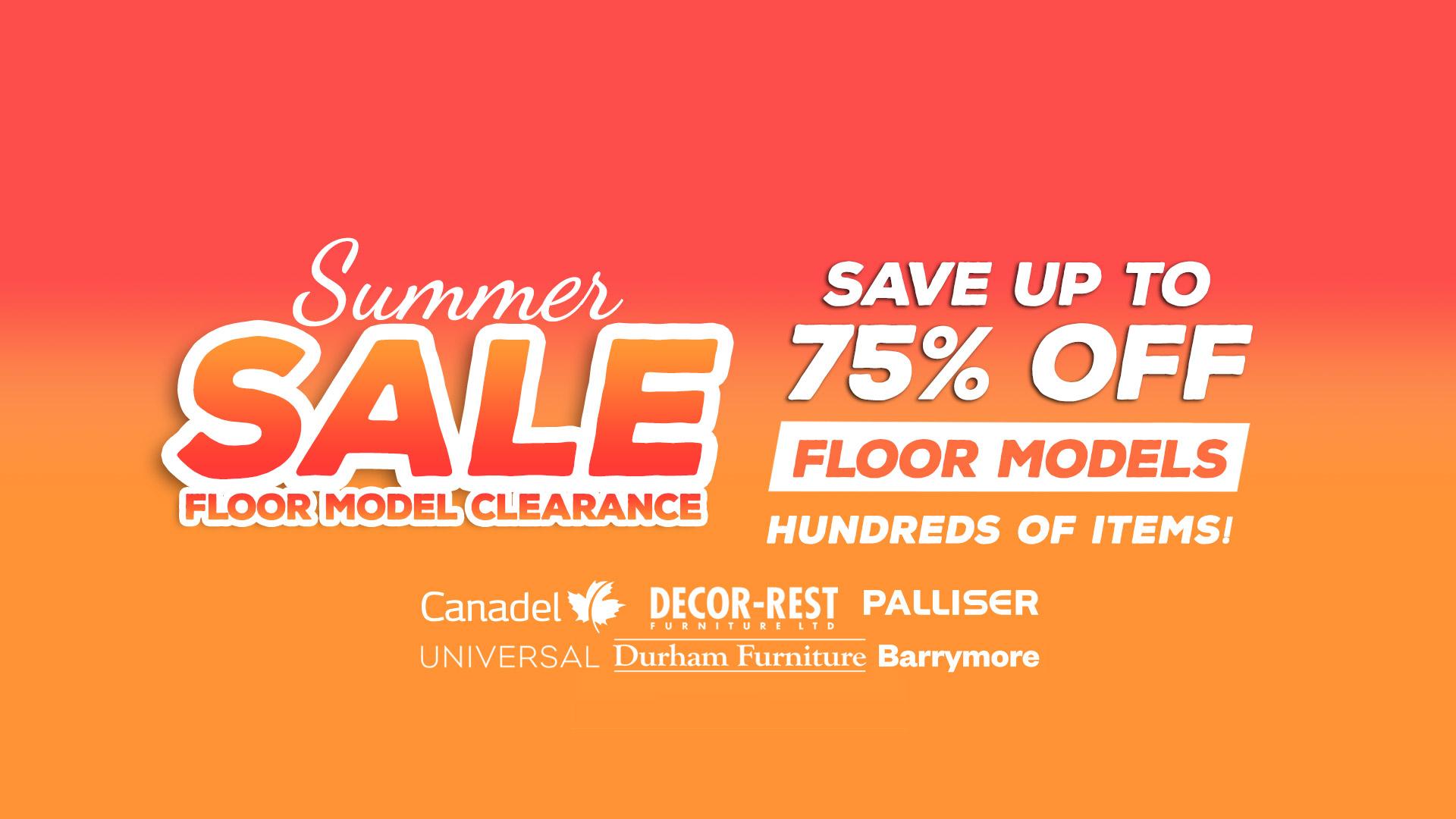 Summer Sale Slider Home