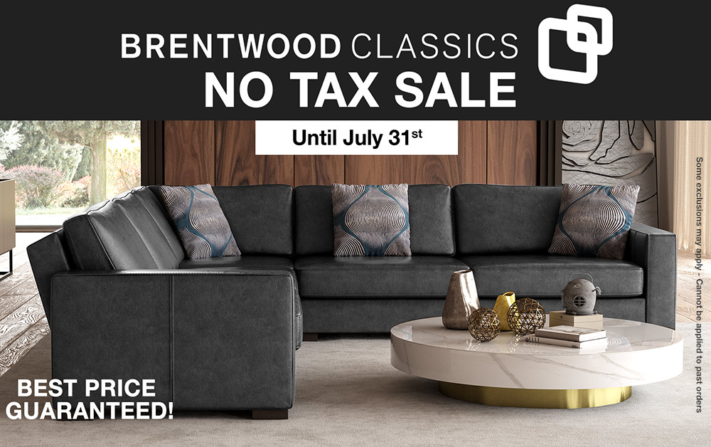 brentwood furniture no tax sale windsor coulters july 2019 Sales