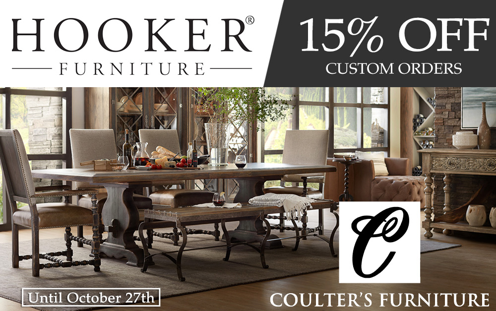 hooker furniture sale coulters Sales