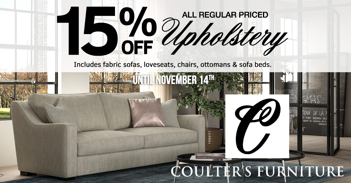 upholstery furniture sale coulters furniture november 2019 Sales