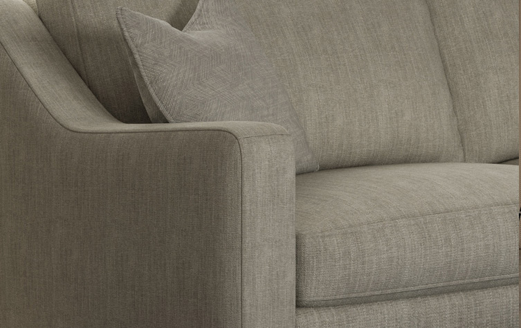 coulters brentwood classics furniture monty sofa fabric Featured