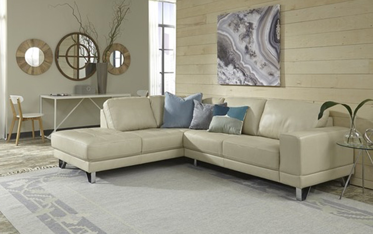 palliser seattle sectional coulters furniture leather buy Featured