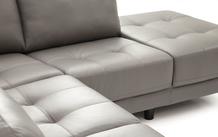 palliser seattle sectional coulters furniture leather Featured